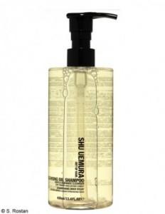 Cleansing Oil Shampoo, Shu Uemura, pentru par