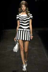 Black& White Moschino
