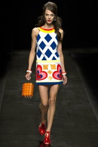 Geometry Moschino