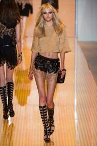 Pantaloni scurti Versace